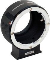 Metabones Adapter Olympus OM naar X-mount / Adapter Olympus OM naar Fuji X-Mount Camera met AS compatibel statiefvoet