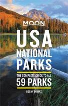 Moon USA National Parks (First Edition)
