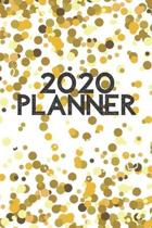 2020 Planner: Jan 1, 2020 to Dec 31, 2020: Weekly & Monthly Planner + Calendar Views - Inspirational Quotes and Navy Floral Cover -