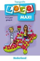 Loco Maxi / Topografie Nederland