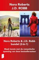 Nora Roberts & J.D. Robb bundel (2-in-1)