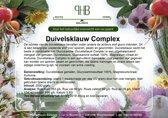 Duivelsklauw Complex met o.a. Kurkuma 2000 gram