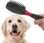 Dieren borstel honden borstel