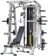 Tuff Stuff CSM-725WS Smith Machine Full Options
