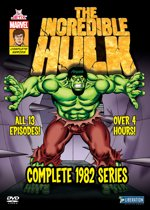 Incredible Hulk - The Complete Series (1982)