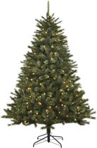 Black Box Trees - Kerstboom Led Deluxe Toronto H185 D130 Groen 230L Tips 858