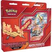 Pokémon TCG Legendary Birds Battle Decks d6 Moltres