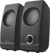Trust Remo 2.0 - Speakerset - Zwart
