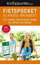 Boek cover Knooppunter - fietspocket vlaams-brabant van Gunter Hauspie