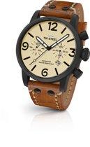TW Steel Maverick MS43 Heren Horloge Zwart 45mm Chrono