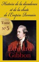 Histoire de la décadence et de la chute de l'Empire romain (1776) - Tome 5