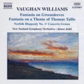 Vaughan: Orchestral Favourites