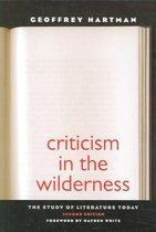 Criticism in the Wilderness