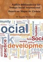 Analisis Bibliometrico Del Trabajo Social Internacional Basado En Mapas De Ciencia