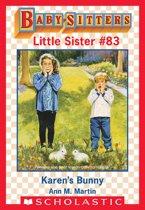 Karen's Bunny Trouble (Baby-Sitters Little Sister #83)