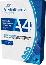 MediaRange printerpapier DIN A4 Copypaper 80g, 500sheets