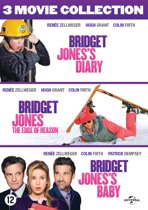 Bridget Jones 1-3 Box (Blu-ray)