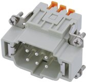 ILME Squich plug insert 6-pole 16A 500V