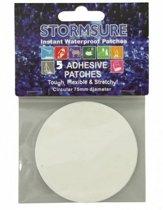 StormSure TUFF Tape Reparatie Patch - 5 stuks