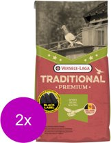 Versele-Laga Traditional Premium Black Label Master Black - Duivenvoer - 2 x 20 kg