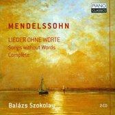 Mendelssohn; Lieder Ohne Worte