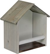 Bopita - Basic Wood - Vogelhuisje - 15 X 30 X 31 Cm - Mixed Wood