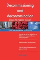 Decommissioning and Decontamination (D&d) Worker Red-Hot Career; 2591 Real Inter