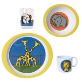 Mepal -  Zoo - Kinderservies