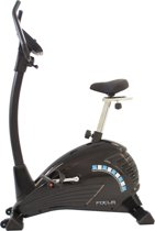 Hometrainer - Fitbike Ride 5 - Fitness fiets - Indoor home trainer fitness - Grijs
