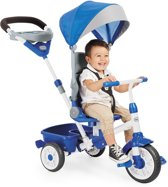 Little Tikes Perfect Fit 4-in-1 Trike Blauw - Driewieler