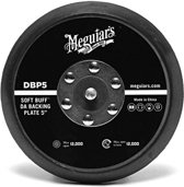 Meguiars DBP5 Soft Buff DA Backing Plate 5 Inch