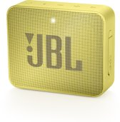 JBL Go 2 - Draagbare Bluetooth Mini Speaker - Geel