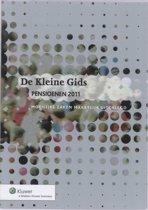 De Kleine Gids Pensioenen / 2011