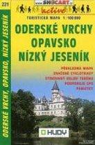 SC 221 Opavsko, Oderske vrchy 1:100T