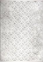 Zuiver Yenga - Vloerkleed - Grijs - 160x230cm