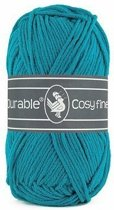 10 x Durable Cosy Fine Turquoise (371)