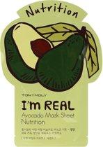 Tony Moly I'm Real Avocado Mask Sheet