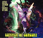 CD cover van Summer of Sorcery van Little Steven