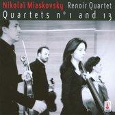 String Quartets Nos. 1 & 13