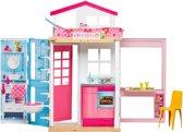 Barbie Twee Verdiepingen Huis - Barbiehuis