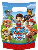 Paw Patrol Uitdeelzakjes 8 stuks