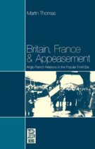 Britain, France and Appeasement