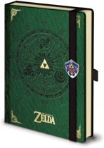 ZELDA - Notebook A5 Premium - Legend of Zelda