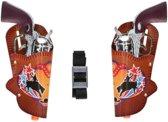 Eddy Toys Speelset Cowboy Zilver 18 Cm