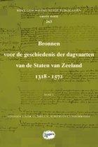Rijks Geschiedkundige Publicatiën Grote Serie 263 - Bronnen voor de geschiedenis der dagvaarten van de Staten van Zeeland 1318 - 1572