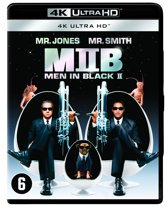 Men In Black II (2002) (4K Ultra HD Blu-ray)
