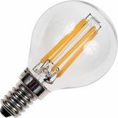 SPL Filament E14 LED Kogellamp 4W=29W Extra Warmwit 2500K 360° 230VAC Dimbaar L023830302