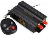 Car Tracking GPS Tracker volgsysteem (GSM/GPRS) Data logger