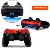 Wild West Combo Pack - PS4 Controller Skins PlayStation Stickers