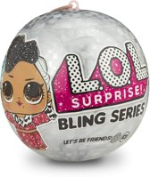 L.O.L. Surprise BLING ! + Gratis Rainbow rope